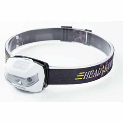 Mini Rechargeable LED Headlamp Motion Sensor Bicycle Head Light Lamp