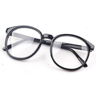 Vintage Retro Round Frame Clear lens Women Eyeglasses Unisex Fashion Glasses