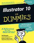 Illustrator 10 For Dummies by Ted Alspach, Barbara Obermeier (Paperback, 2001)