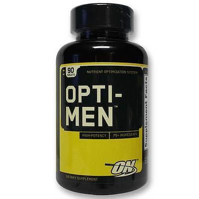 ON Optimum Nutrition Opti-Men Multivitamin 90 tablets