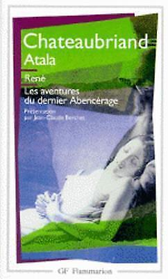 (Good)-Atala, René, Les Aventures Du Dernier Abencerage (Mass Market Paperback)-