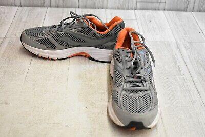 6d50dff7 Saucony Grid Marauder 3 Running Shoes, Men's Size 9, Grey/Orange ...