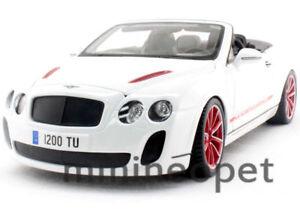 Bburago 18 11035 2013 Bentley Continental Supersports Convertible