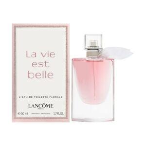 Detalles de Lancome La Vie Est Belle Florale 50ml Eau de Toilette Spray. ver título original