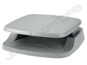 Nuevo de Tienda Fellowes Monitor Elevador 53.3cm Crt TFT LCD Pantalla Soporte