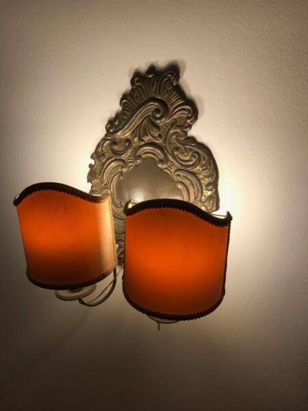 2 Blaker Wandleuchter Wandlampe Einen Effekt In Richtung Klare Sicht Erzeugen