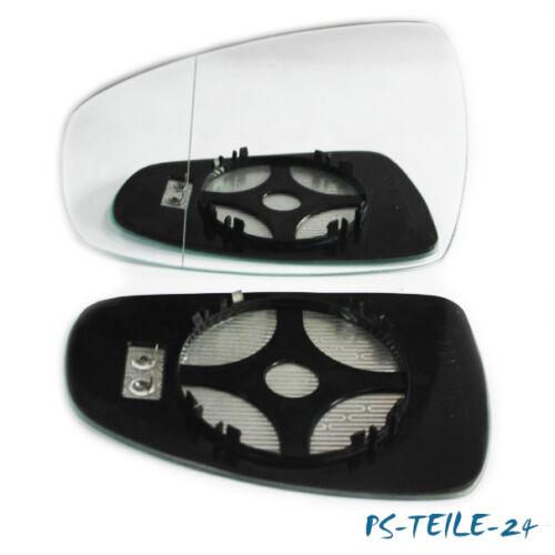 Spiegelglas fr Audi A1 ab 2010 links asphrisch beheizbar ...