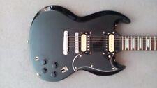 Vintage SG Electric Guitar Black Beauty!!!