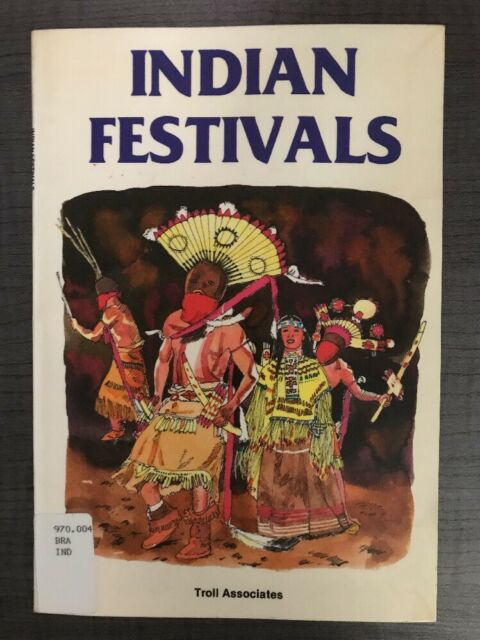 Indian Festivals by Keith Brandt (1985, Paperback)