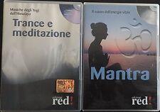 Trance e meditazione + Mantra - Edizioni RED - dvd