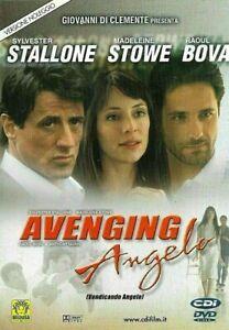 AVENGING - ANGELO (2002) Sylvester Stallone - DVD EX NOLEGGIO - MEDUSA
