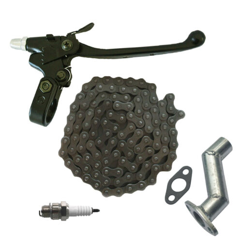 415 Chain/& Clutch Lever/&Spark Plug For 49cc 66cc 80cc Motorized Bicycle