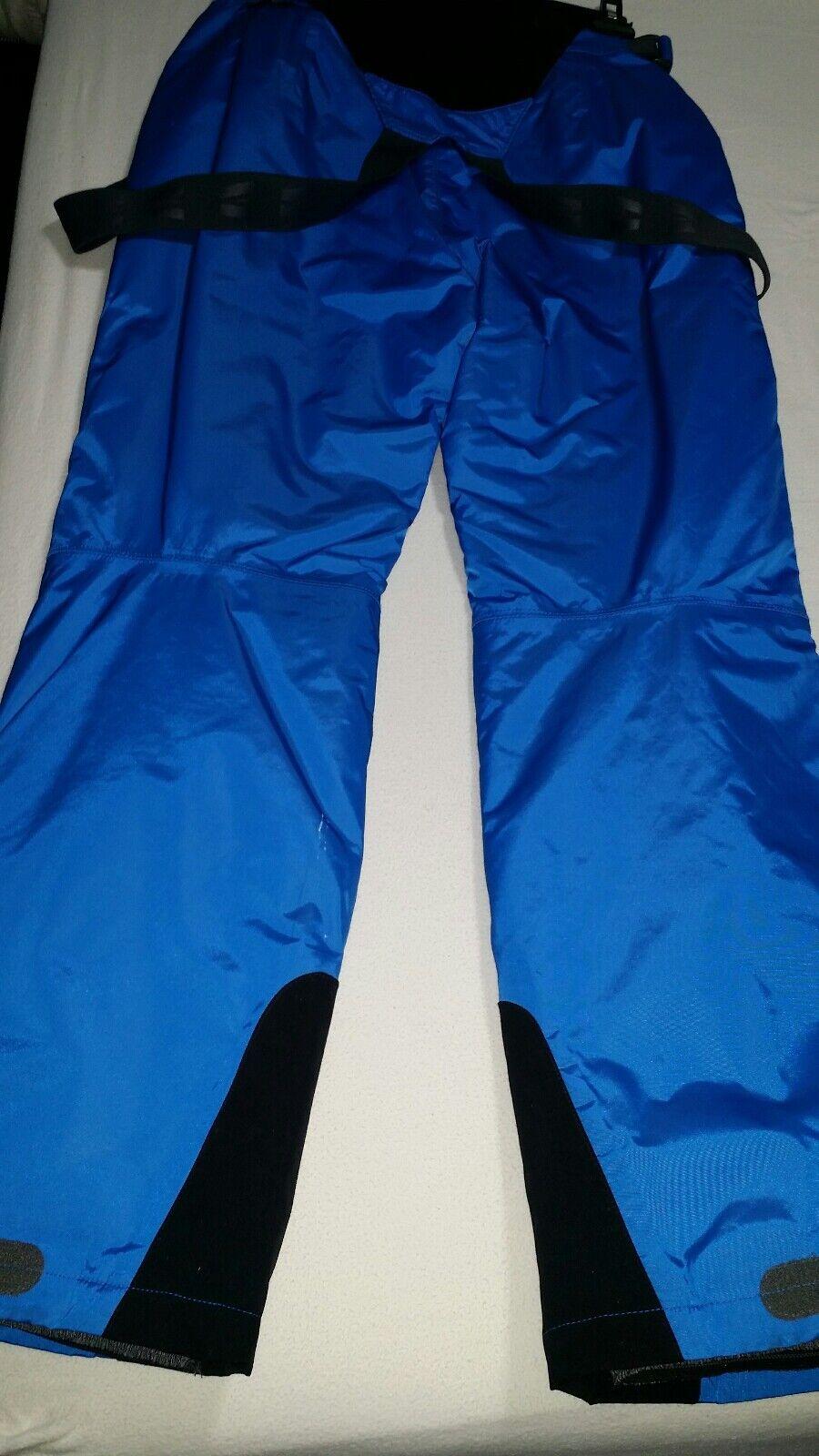 Vuarnet  Men's ski pants, Pro-line Salopette, Royal bluee, M - 34   Romania