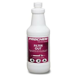 Prochem Filter Out - Removes Filtration Soil Lines, & other Charged Particles 1Q