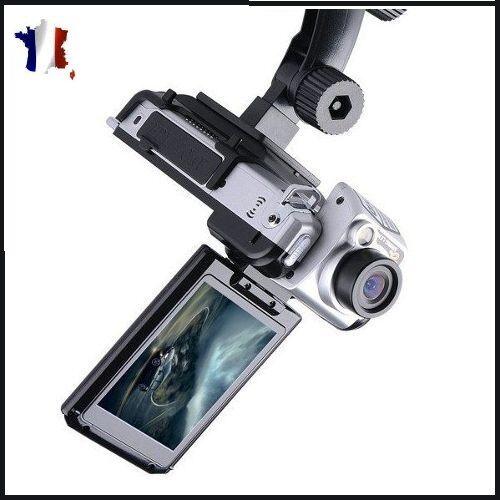 CAMERA EMBARQUEE VOITURE HD 1080P-GRAND ANGLE-DETECTION DE MOUVEMENT