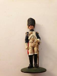 Del Prado~ Napoleonic Soldier ~ Officer, French Guard Cavalry, 1809-14 (no25)