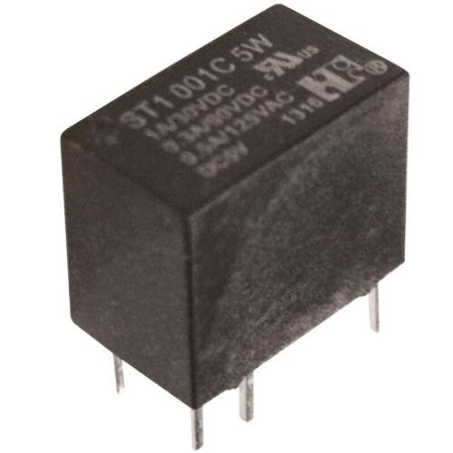 RSY-5 5V PCB DC Relay PDT//1PDT