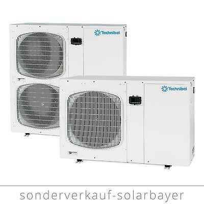 Hochtemperatur Wärmepumpe Luft/Wasser bis 55°C 9/ 12 kW der Öl Gas Kessel Ersatz
