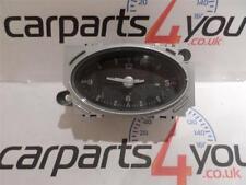FORD MONDEO MK3 01-07 BLACK FACE DASH TIME CLOCK 3S7T15000DA + FREE UK POST