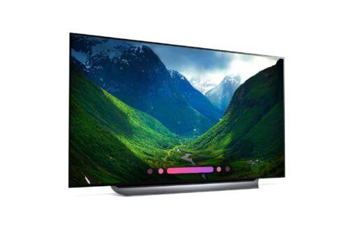 """LG 55/"""" Class 4K 2160P Smart OLED TV OLED55C8PUA"""