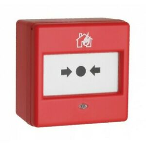 Fulleon Manual call point-Haute Visibilité DEL alarme