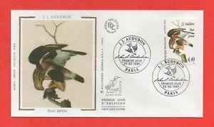FDC - J. J. Audubon - Boquilla Chirrido (397)