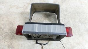 85 Kawasaki ZN1300 A ZN 1300 Voyager taillight tail light housing cover