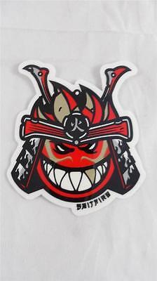 """NEW Lot of 10 Spitfire Mercenary Samurai Skateboard Stickers Decals 3/"""" x 2-3//4/"""""""