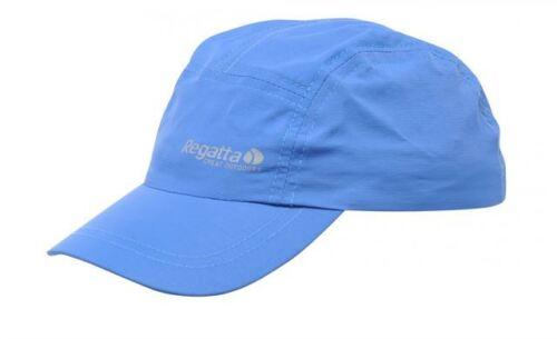 Regatta Melker Unisex Cap Kinder Schirmmütze Leicht Schnelltrocknend reflektiere
