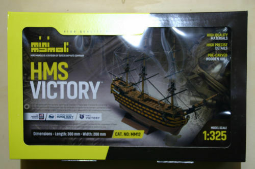 100% autentico MINI MINI MINI MAMOLI 1 325 KIT NAVE HMS VICTORY ART. MM12  clásico atemporal