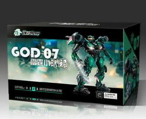 NEW DreamFactory GOD07 GOD-07 Roadbuster In stock