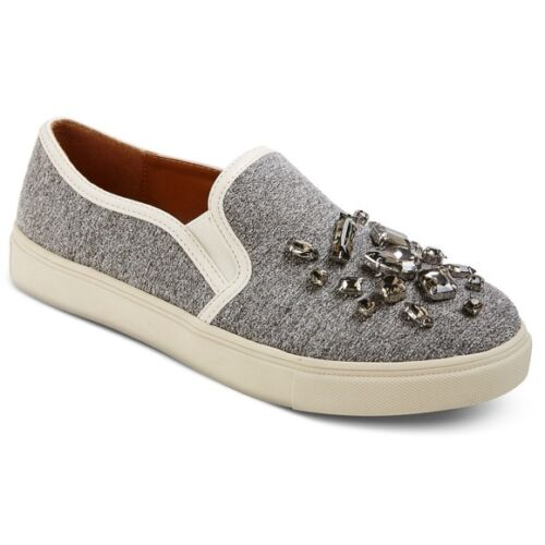 Details about  /NEW Mossimo Women/'s Heather Slip On Loafers Gray #11730* 163J z