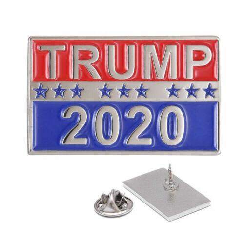 Wholesale Donald Trump For President 2020 Republican Metal Pin Hot