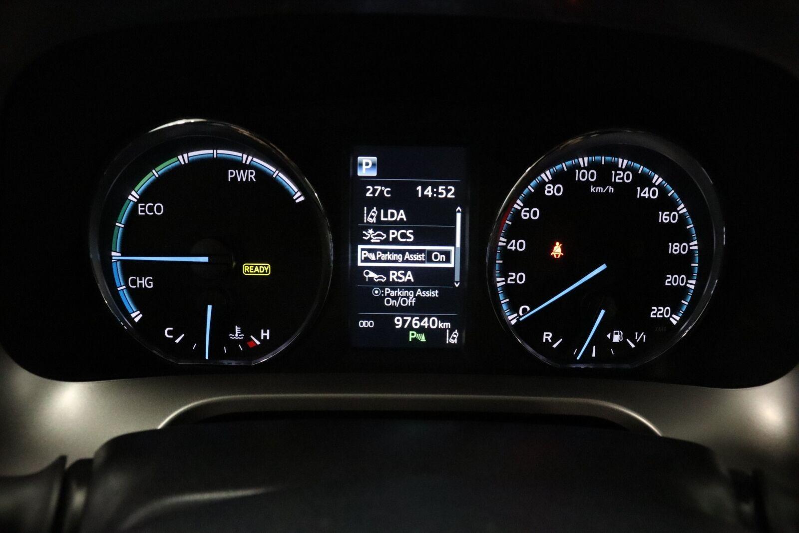 Toyota RAV4 Hybrid H3 CVT