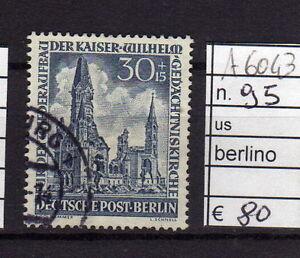 FRANCOBOLLI-GERMANIA-BERLINO-USATI-N-95-A6043
