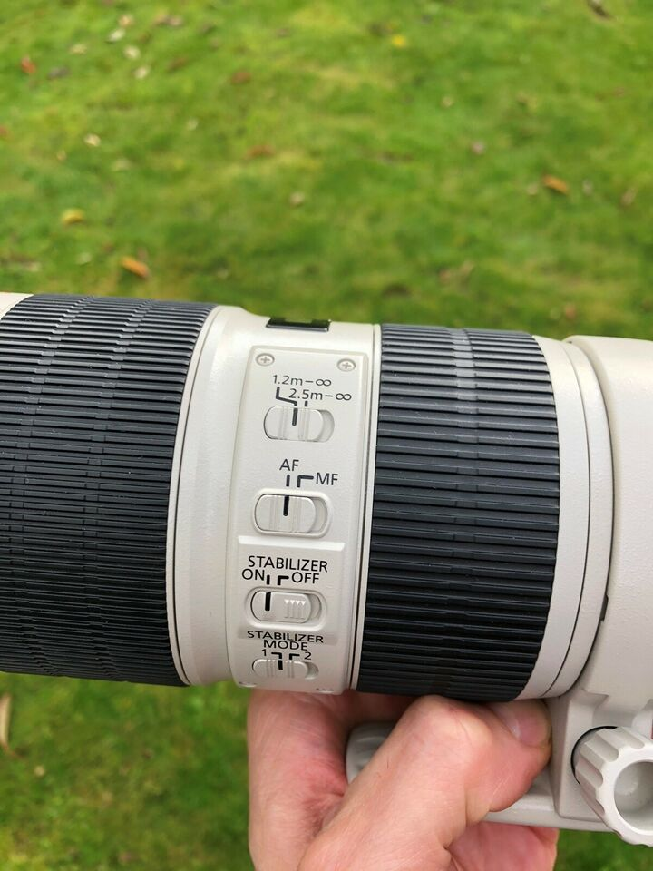 Zoom, Canon, EF 70-200mm F/2.8 IS ll