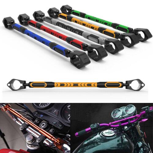 """Verstärken Motorrad Balance Crossbar 7//8 /""""22mm Lenker verstärken Hebel ZJP"""