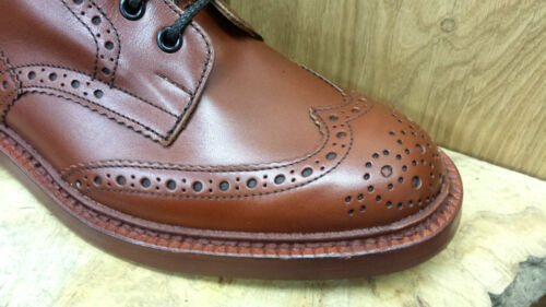 Antique Reduced Stow Trickers 1 5634 Marron stile Now Size Boots 9 vSwYqCwA