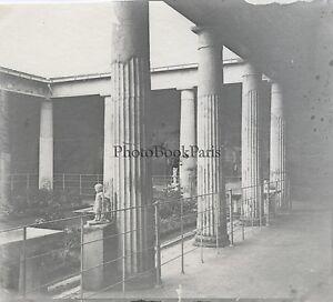 Pompei-Italia-Foto-Amateur-Vintage-Ca-1900