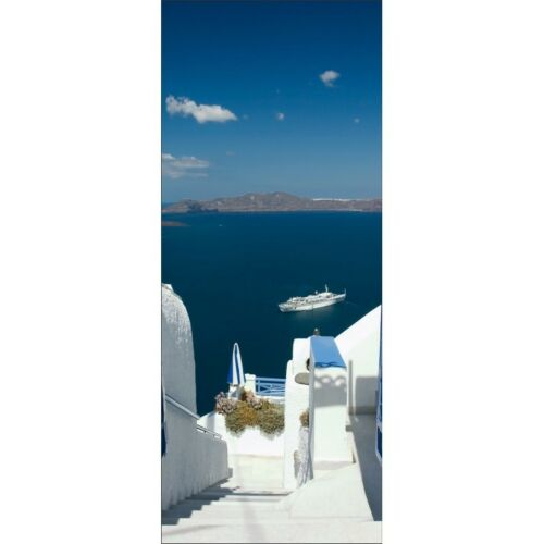 Stickers porte La Grèce 816