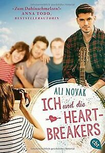 Ich-und-die-Heartbreakers-von-Novak-Ali-Buch-Zustand-gut