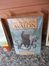 Die Nebel von Avalon, ein Roman von Marion Zimmer Bradley
