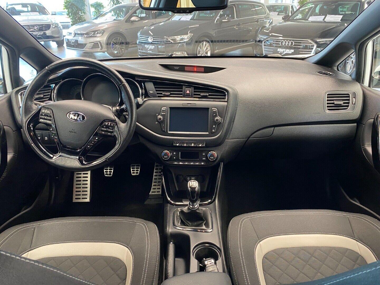 Billede af Kia Ceed 1,0 T-GDi GT-Line Limited SW