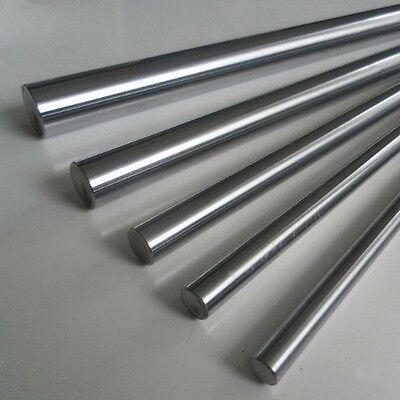 OD 15mm CNC Linear Rail Cylinder Shaft Optical Axis Smooth Rod Cylinder Shaft