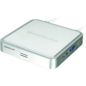 Details about IOGEAR GCS634U 4 Port Compact USB KVM Switch