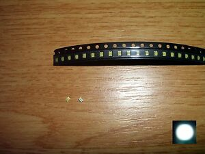 50-Stueck-LED-SMD-0805-WEIss