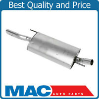 Direct Fit Rear Muffler For 1993-2002 Vw Golf Cabrio 2.0l