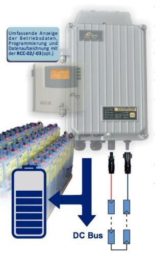Studer VS-70 VarioString 70Amp bis 600Volt Mppt PV-Laderegler Solarladeregler