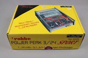 ZC2800-Robbe-modelisme-RC-8393-power-peak-3-24-sport-chargeur-batterie-lipoly