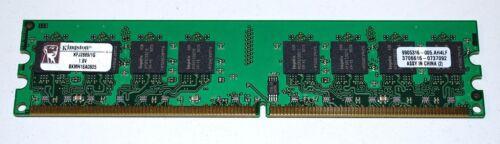 1 von 1 - Kingston RAM 1GB DDR2 DDRII DDR II KFJ2888/1G PC2-533 1,8V nonECC